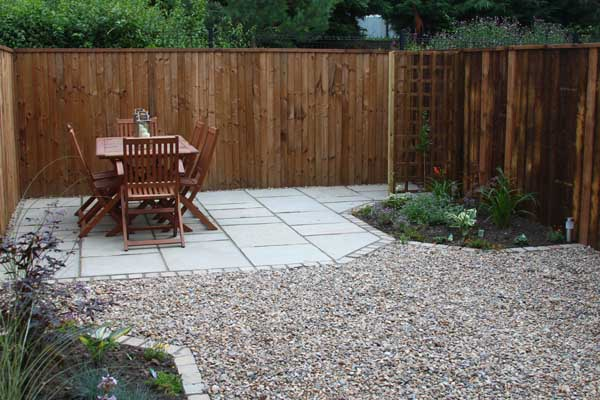 garden design with garden landscapers durham north east england with backyard landscape plans from - Garden Ideas Low Maintenance